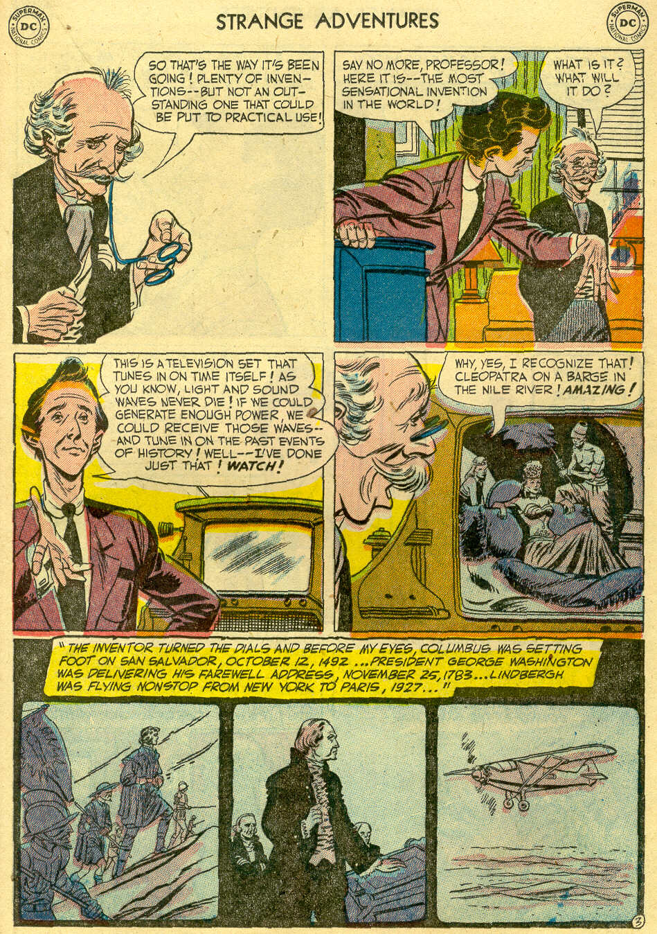 Strange Adventures (1950) issue 13 - Page 27