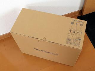 バルミューダ EGF-1600-WK グリーンファン DC扇風機