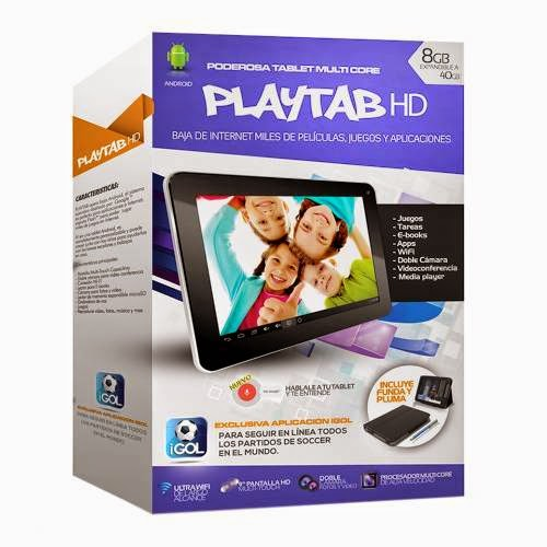 Playtab 4 firmware