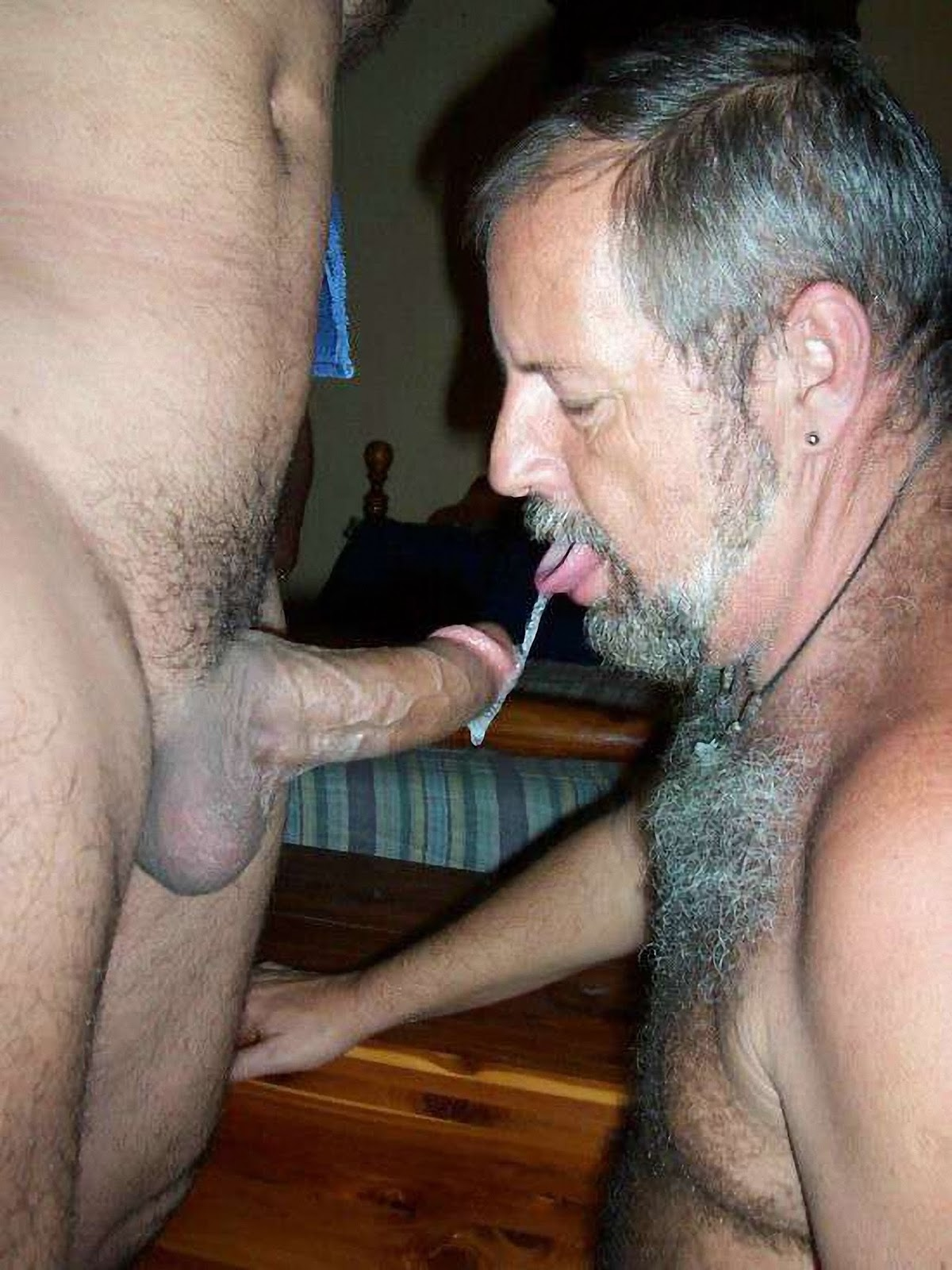 Cumming All Over Daddy Dick