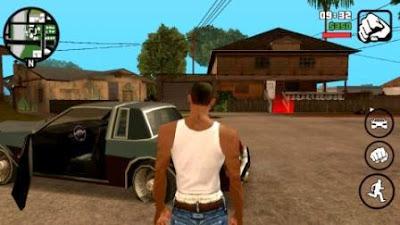 GTA San Andreas v1.08 Mod APK