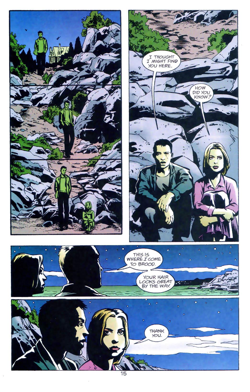 Read online Midnight, Mass comic -  Issue #7 - 16