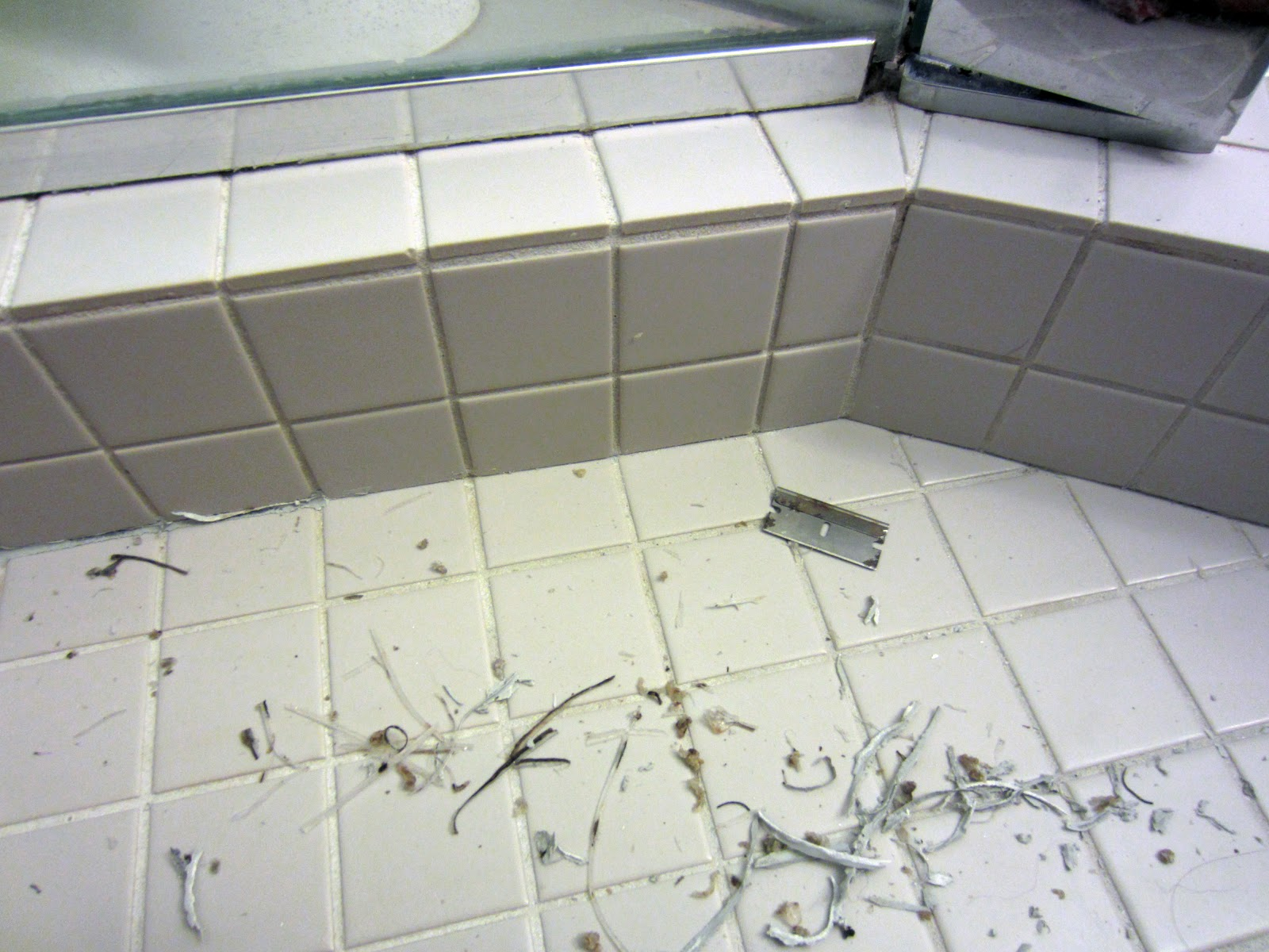 Castle And Mason A Grout Amp Paint Bathroom Weekend