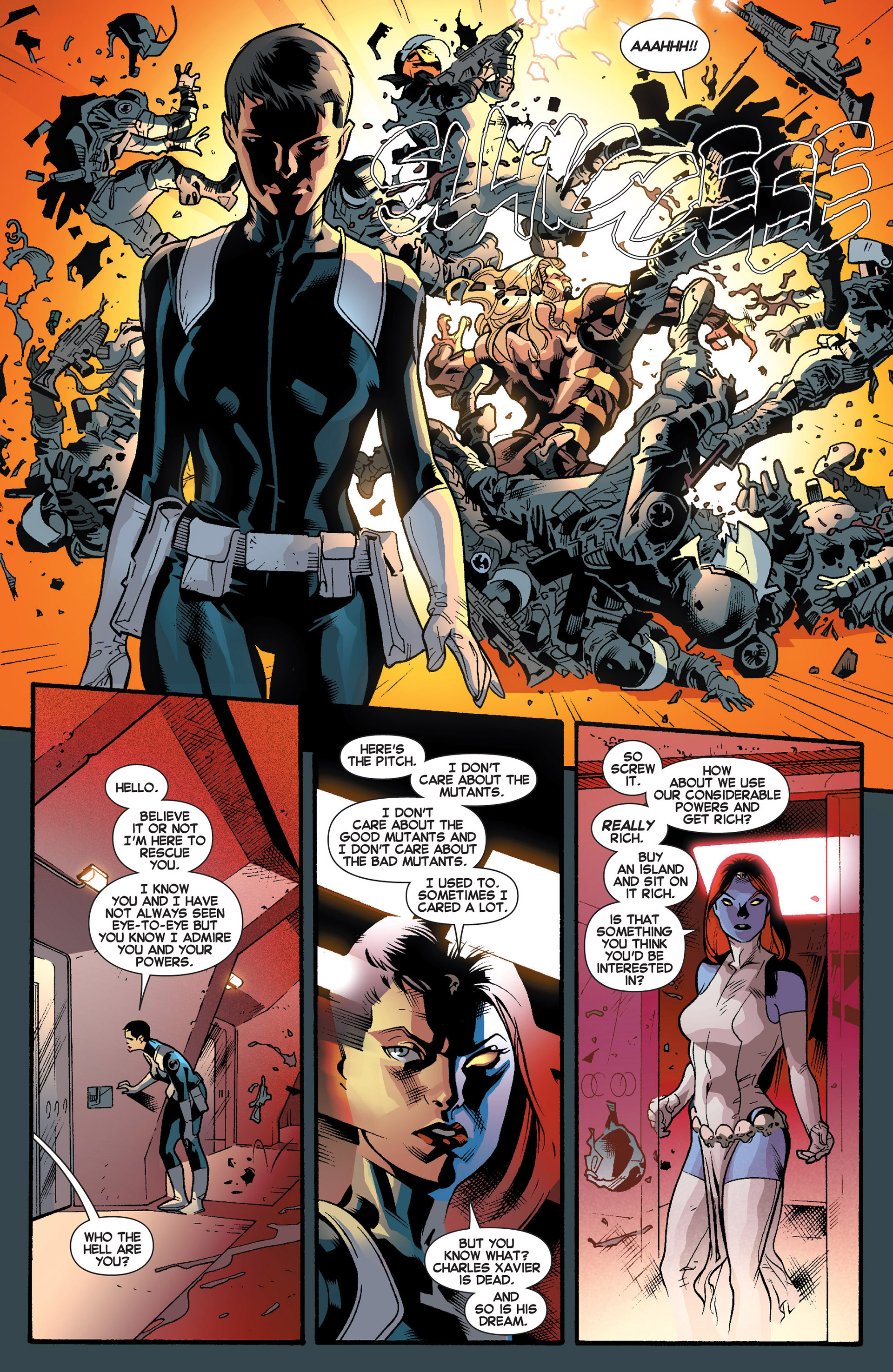 Read online All-New X-Men (2013) comic -  Issue #9 - 14