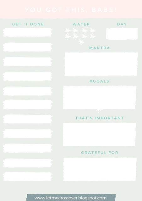 letmecrossover_blog_blogger_michele_mattos_daily_planner_weekly_mantras