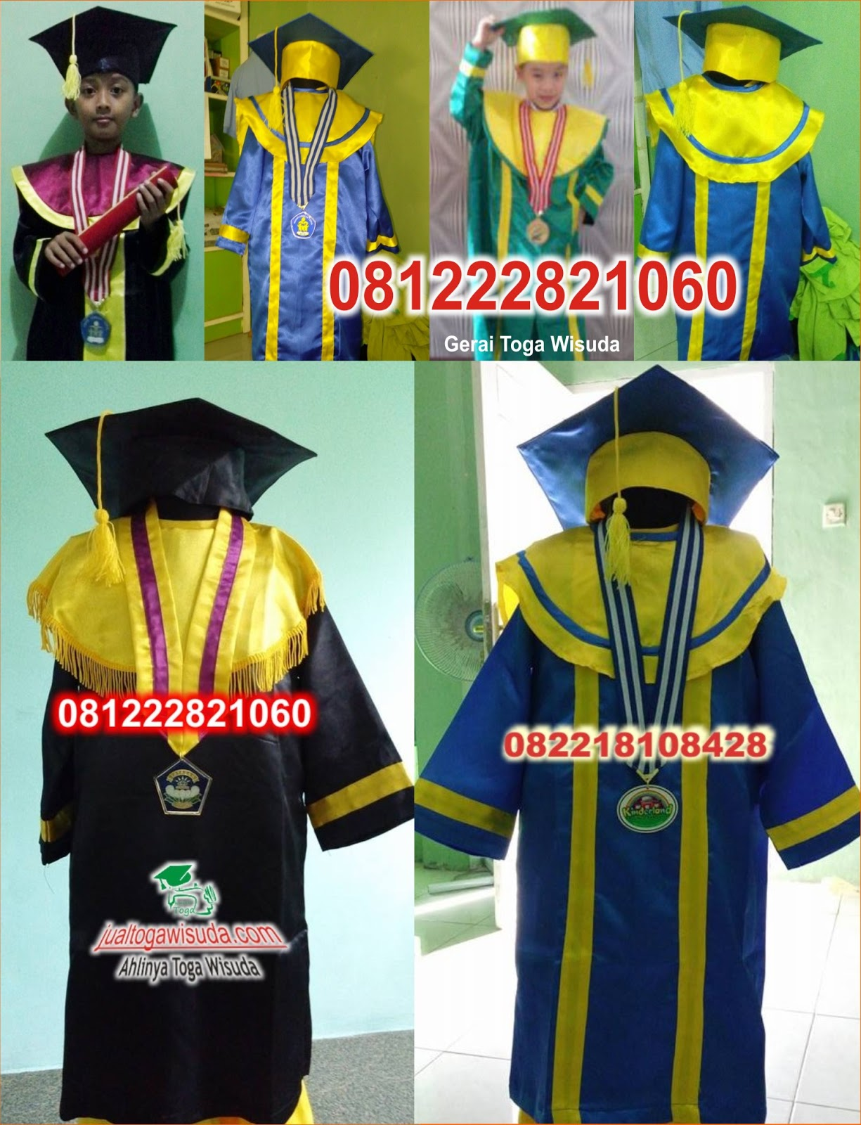 880 Model Baju Wisuda Anak Tk Gratis