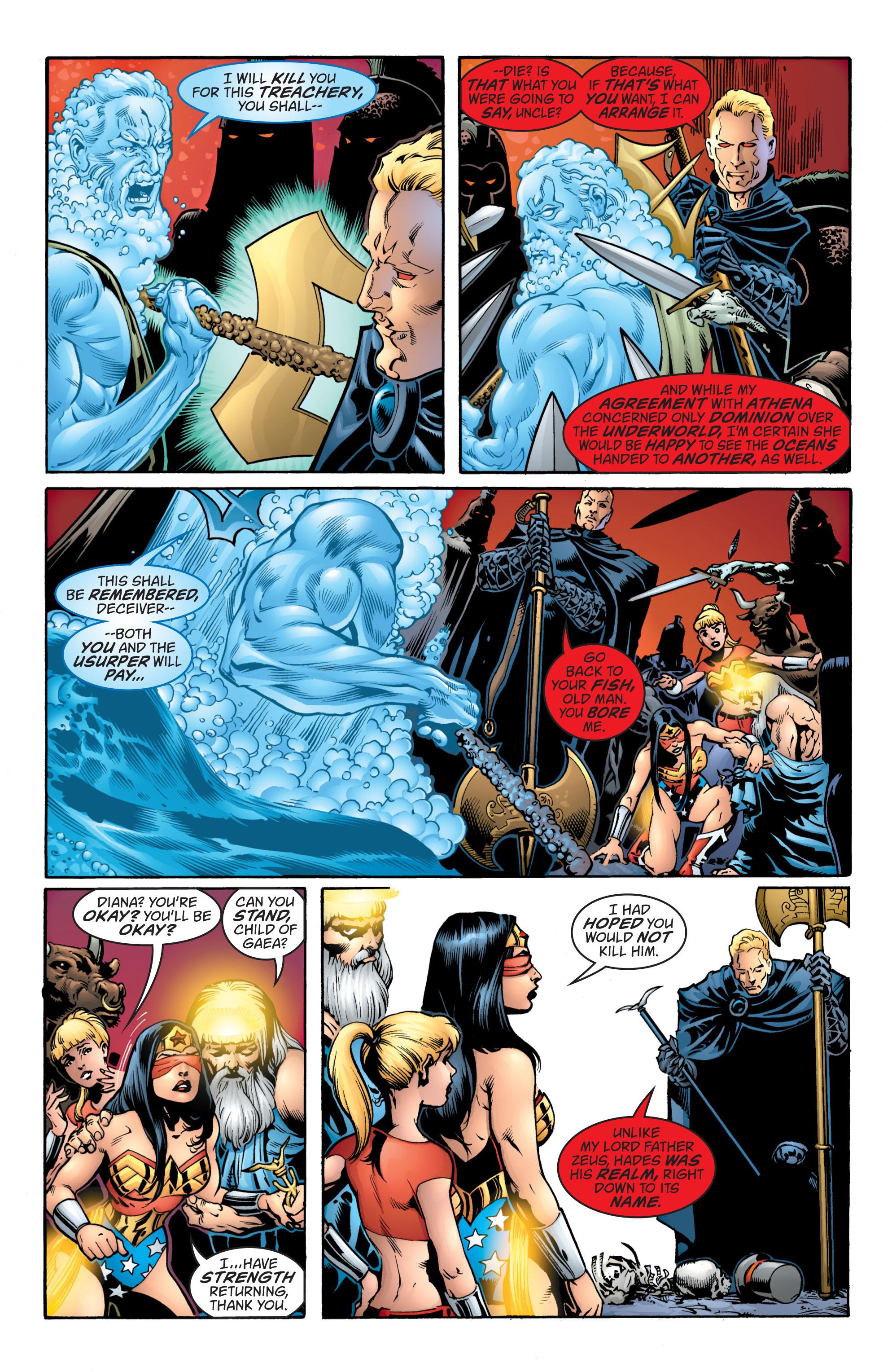 Read online Wonder Woman (1987) comic -  Issue #217 - 13