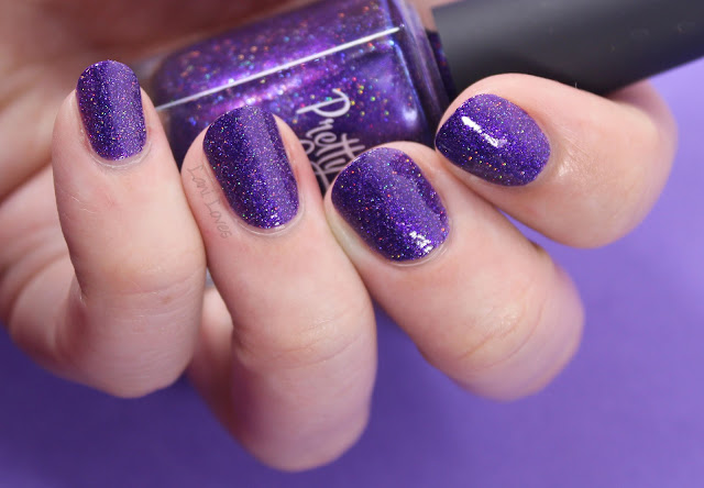 Pretty Serious Carina Nail Polish Swatches & Review