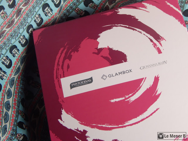 glambox de fevereiro