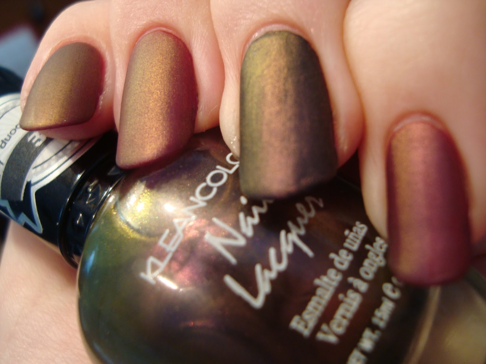 Kleancolor Nail Polish Vegan - Creative Touch