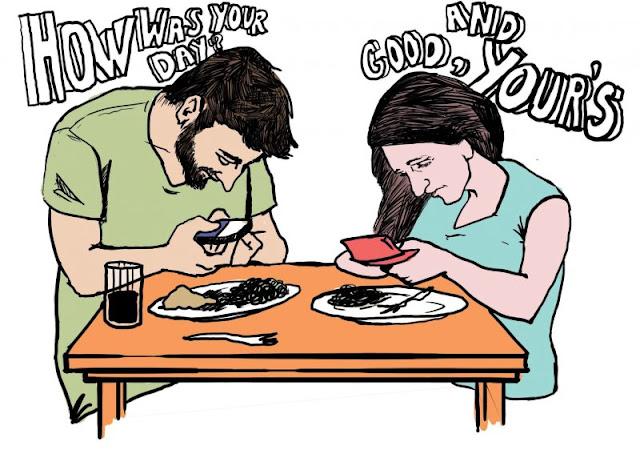 Efek Sosial Media di Kehidupan Nyata
