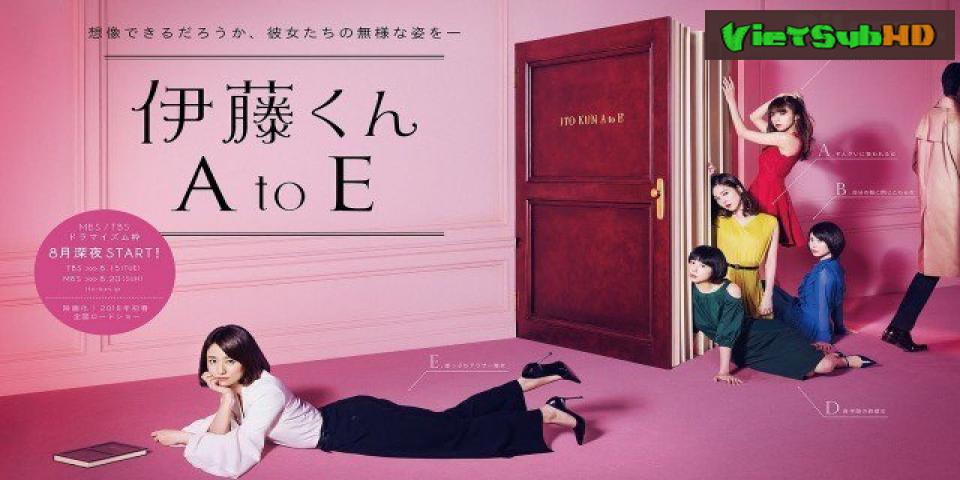 Phim Ito-kun A to E Tập 4 VietSub HD | Ito kun A to E 2017