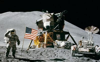 Bukti Terbaru Neil Amstrong Mendarat Di Bulan
