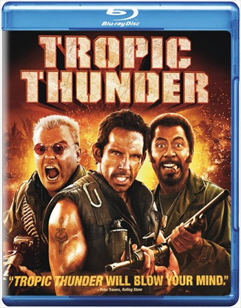 Tropic Thunder 2008 Dual Audio Hindi Bluray Download