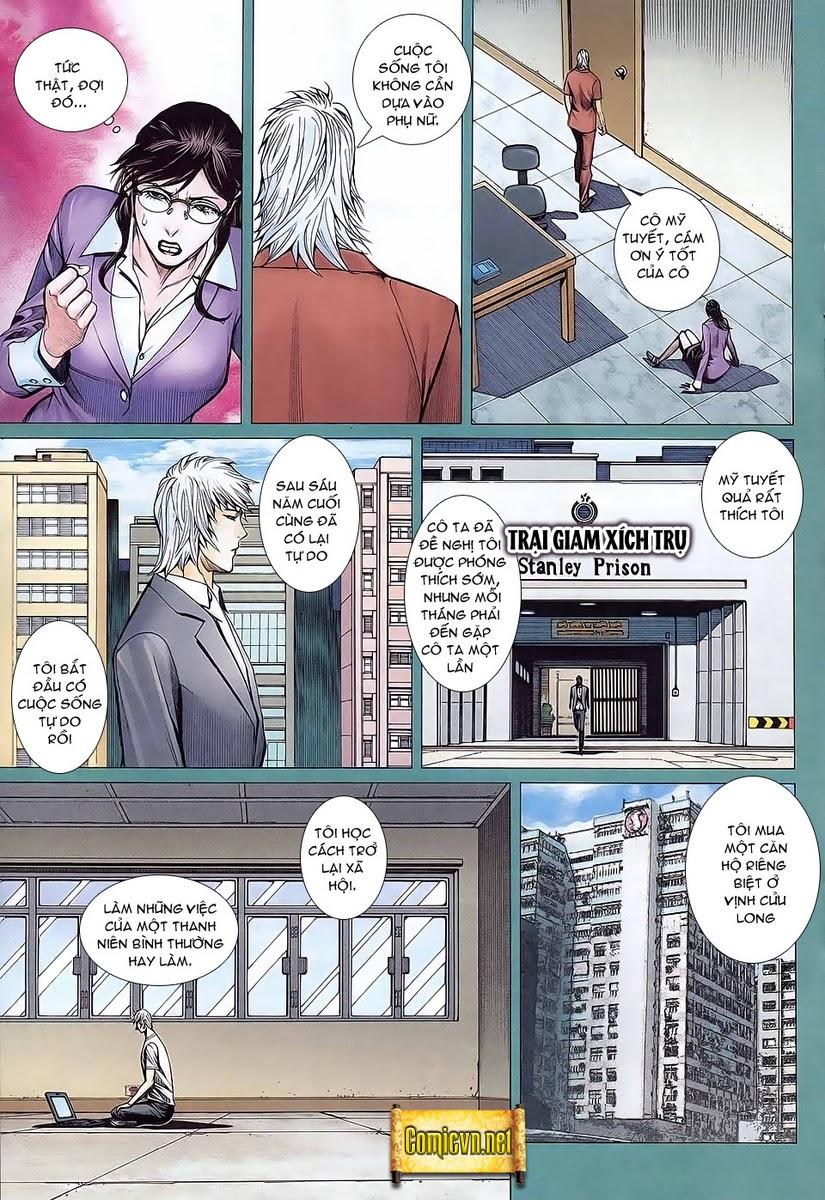 Dã Lang Và Marry chap 2 - Trang 11
