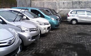 Sewa mobil malang