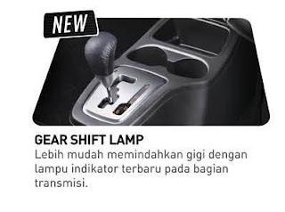 Gear Shift Lamp