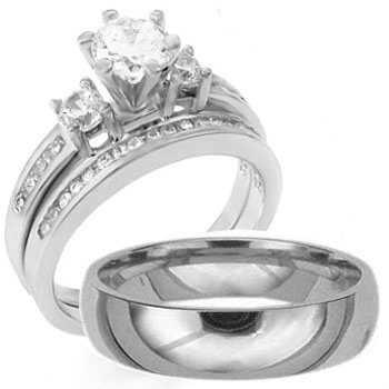 Wedding Ring Sets For Cheap