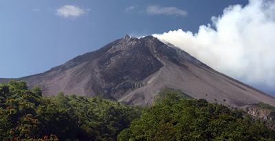 Karakteristik Fisik Gunung Api Indonesia