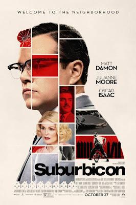 SUBURBICON - Poster pelicula