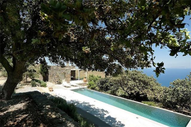 Villa in Kea chicanddeco