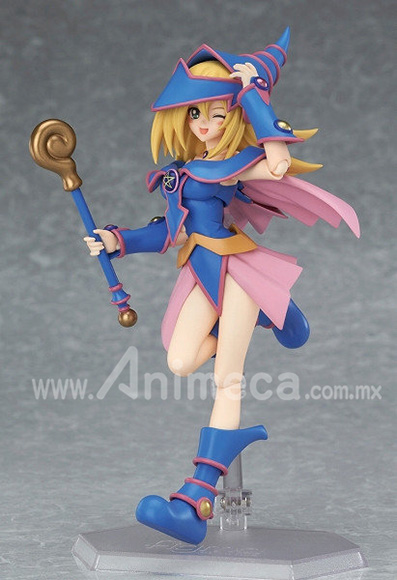 Figura Maga Oscura (Dark Magician Girl) figma Yu-Gi-Oh! Duel Monsters