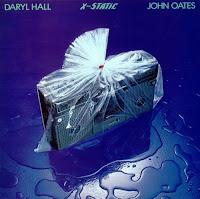 Daryl Hall and John Oates - X-Static okładka albumu