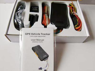 TR06 gps tracker alat pelacak