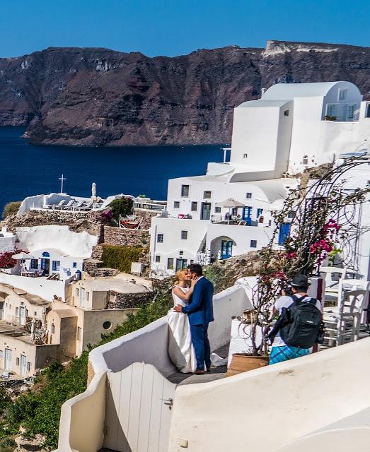 Sposarsi in Grecia