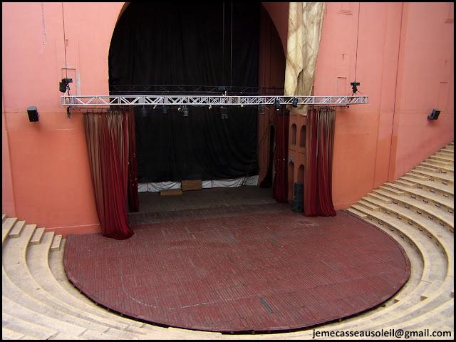 Le théâtre de Marrakech