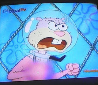 sandy spongebob disensor