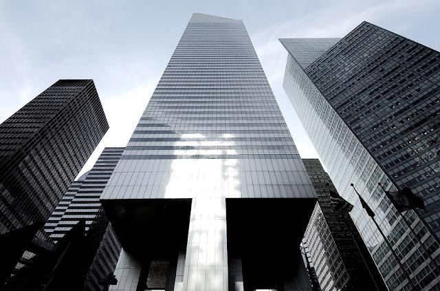Arranha-céus em Nova York