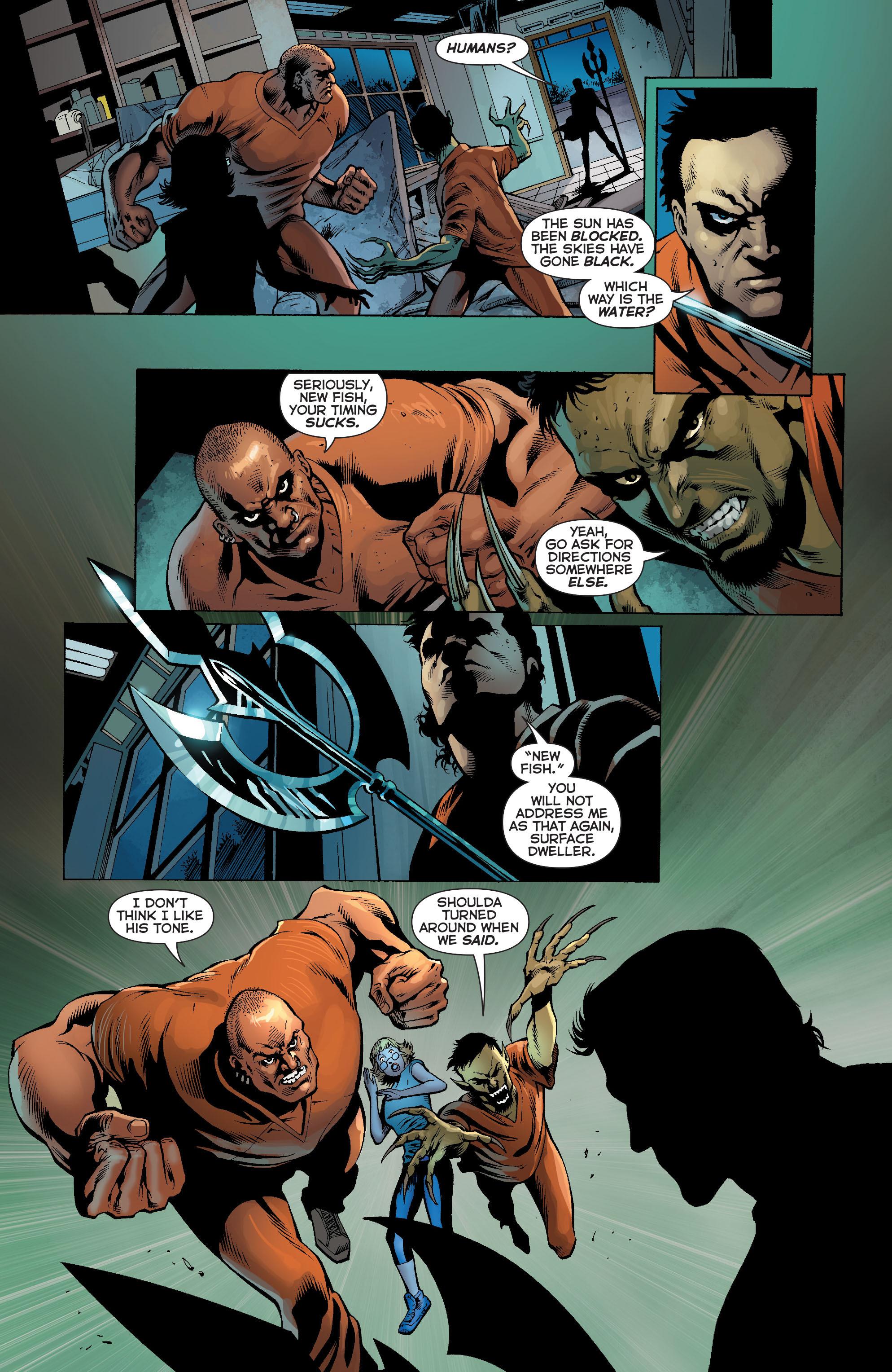 Read online Aquaman (2011) comic -  Issue #23.2 - 13