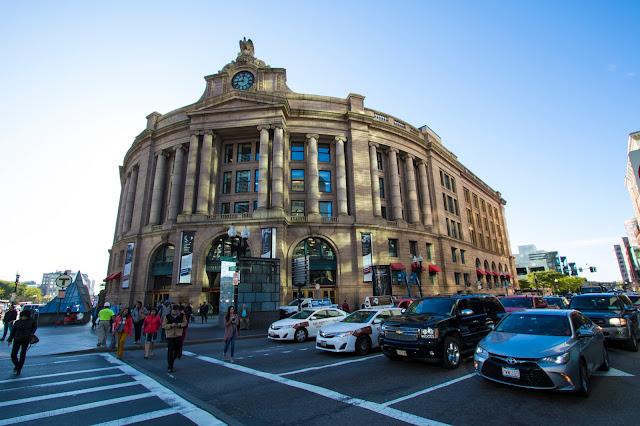 South Station-Boston