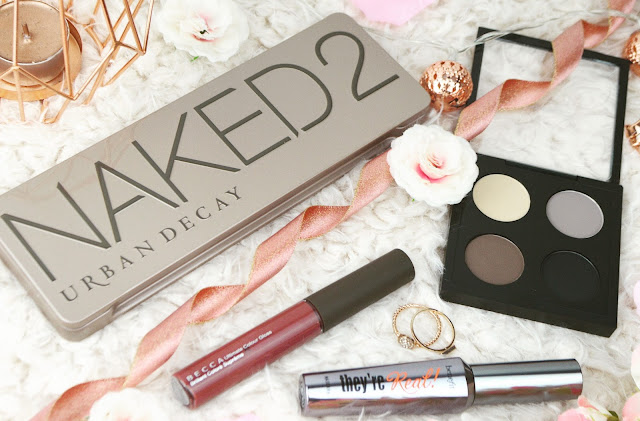 Lovelaughslipstick Blog - Cherry Berry Cosmetics Discounted Makeup Brands Review - Urban Decay Naked 2, Mac, Becca, Benefit They're Real Mascara