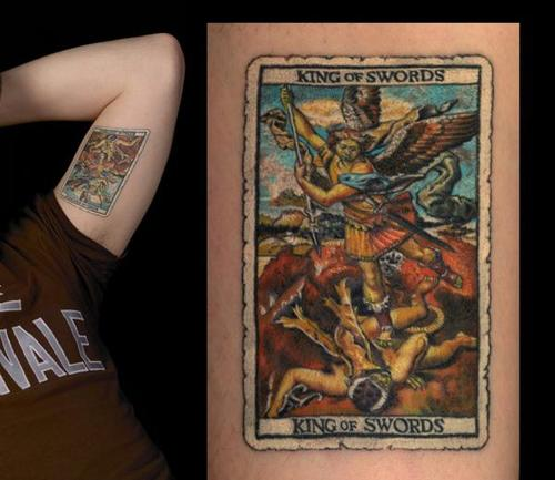 tarot+card+tattoos+designs27
