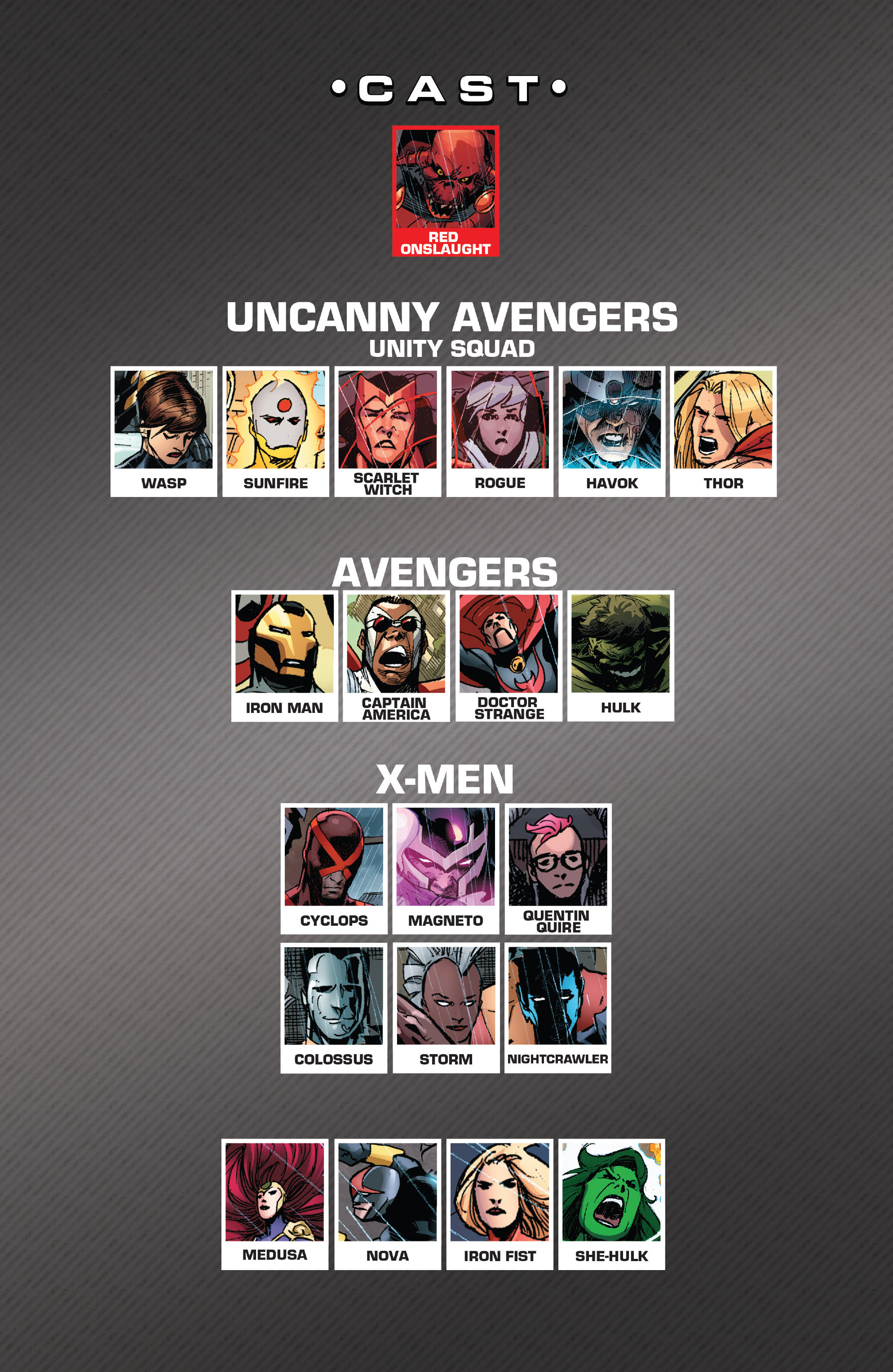 Read online Avengers & X-Men: AXIS comic -  Issue #2 - 3