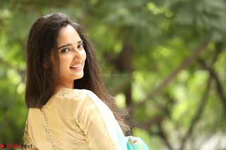 Radhika Mehrotra in Green Saree ~  Exclusive Celebrities Galleries