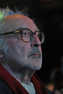 Jean-Luc Godard. Director of Breathless
