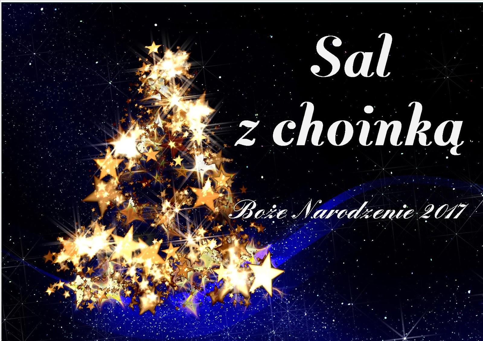 SAL z Choinką - Boże Narodzenie 2017