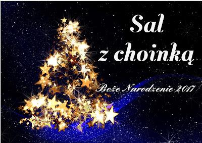 Sal z choinką na Boże Narodzenie 2017