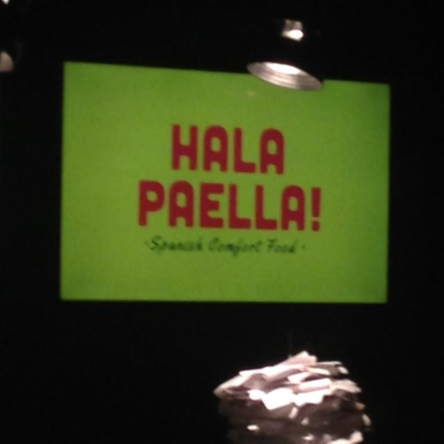 Hala Paella Restaurant in Cebu City Philippines