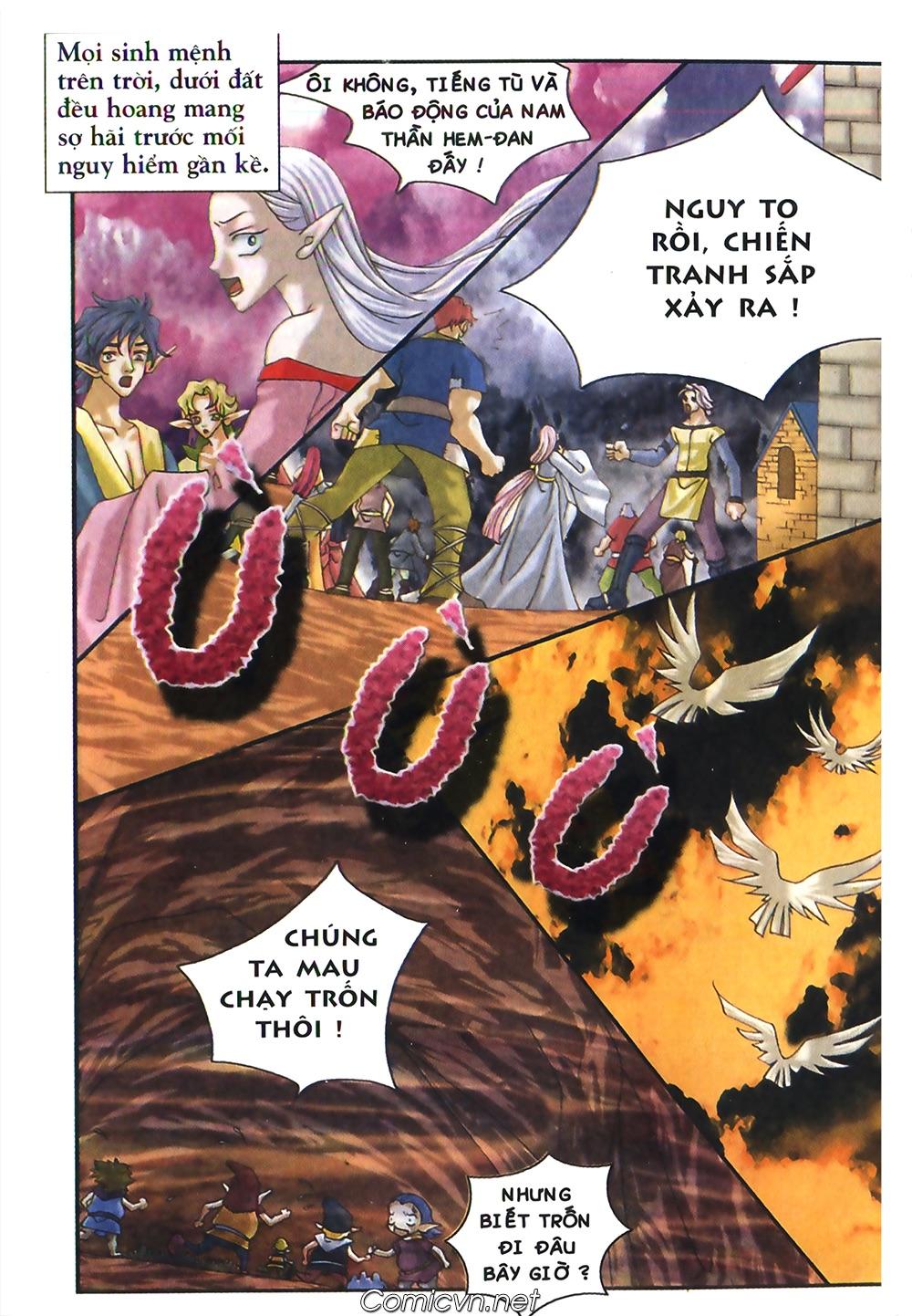 Thần thoại Bắc Âu - Chapter 49: Một thế giới mới - Pic 4