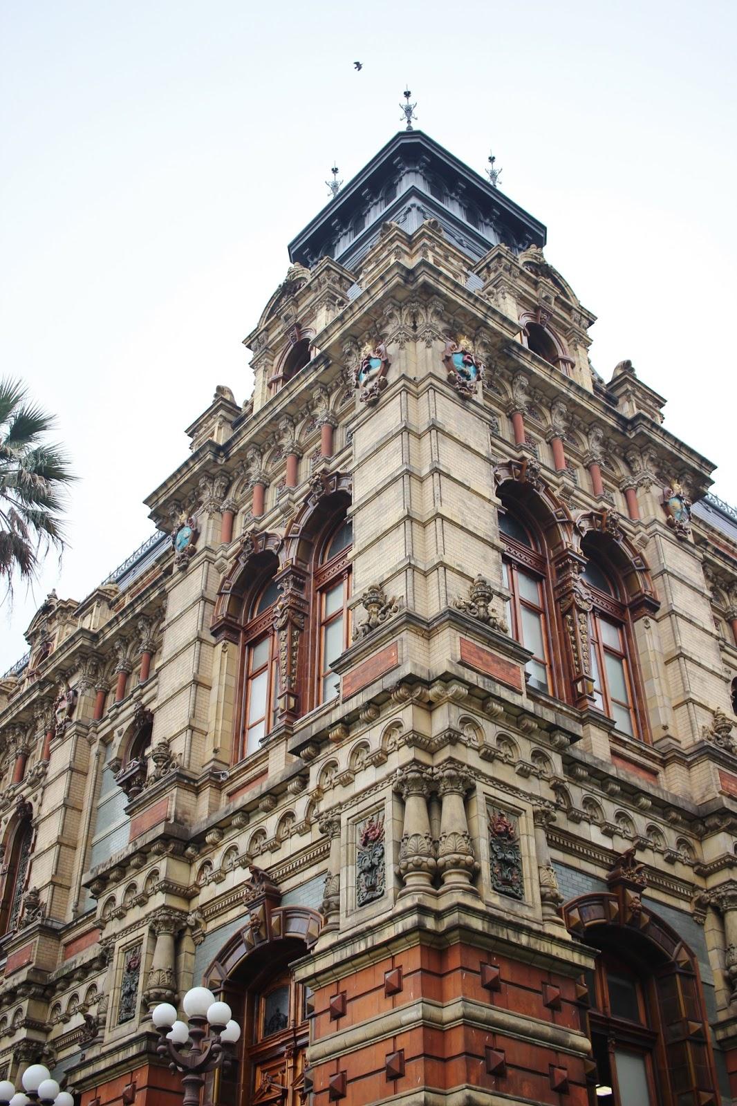 PALACIO DE AGUAS CORRIENTES caba
