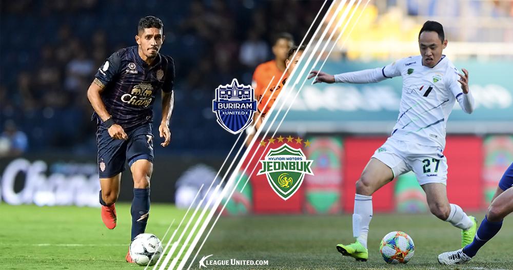 AFC Champions League 2019 Match Preview: Buriram United vs Jeonbuk Hyundai Motors