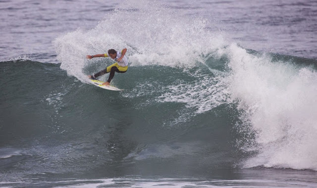 Roxy Pro France 2014 Courtney Conlogue USA Foto ASP
