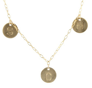 Mother's Charm necklace, Newsroom necklace