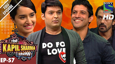 The Kapil Sharma Show 2016 Episode 57 720p WEBHD 250mb HEVC x265