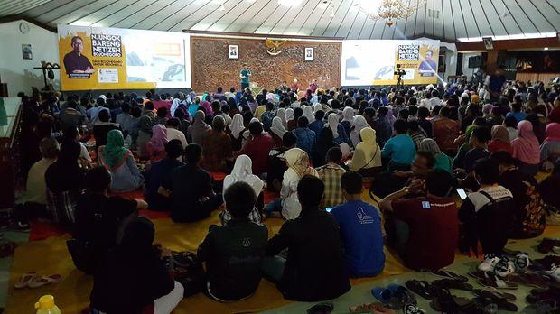 Acara Njungok Bareng Netizen Bojonegoro