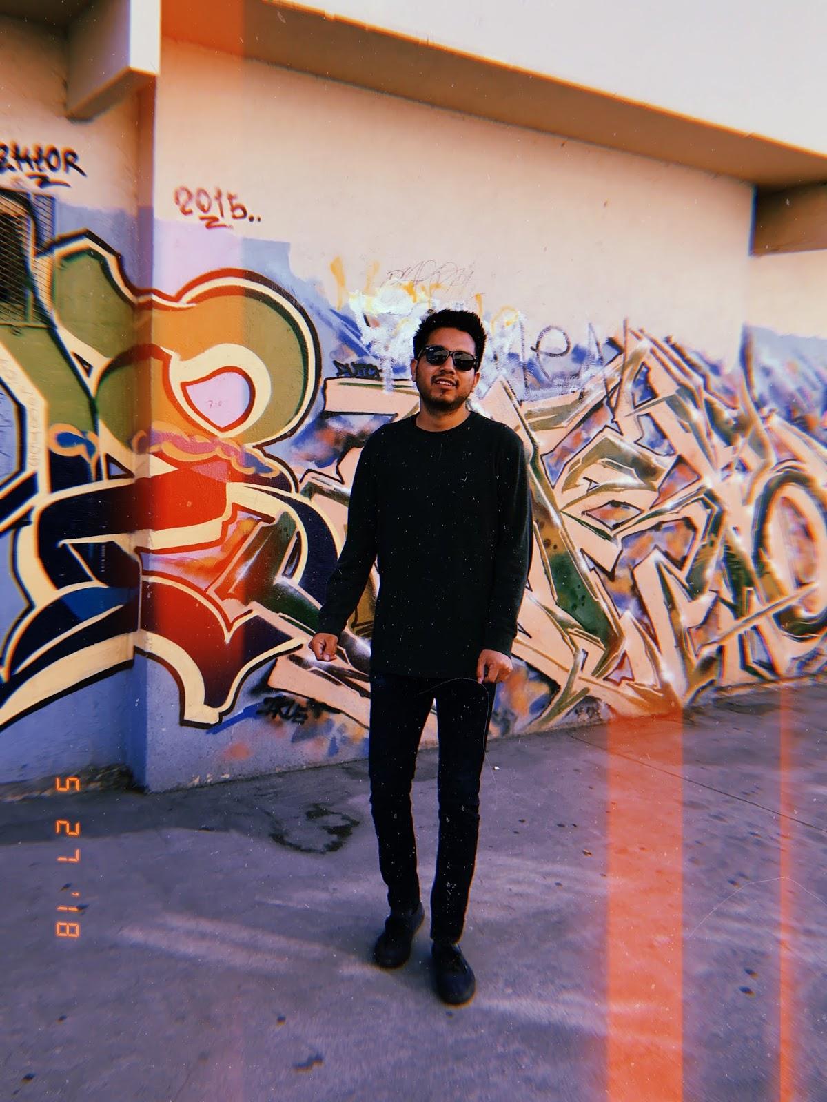 street art, rosarito, baja california